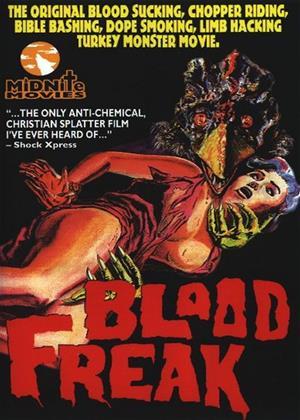 Rent Blood Freak Online DVD Rental