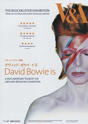 David Bowie Is Online DVD Rental