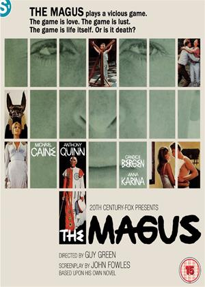 Rent The Magus Online DVD Rental