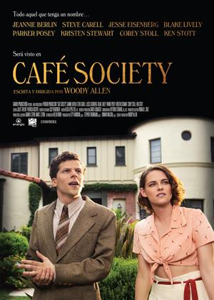 Cafe Society Online DVD Rental