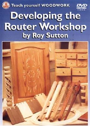 Rent Developing the Router Workshop Online DVD Rental