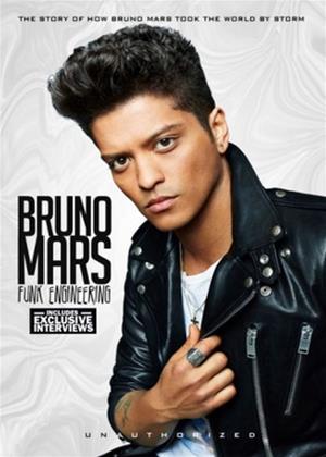 Bruno Mars: Funk Engineering Online DVD Rental