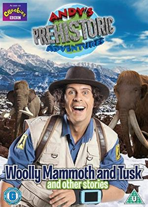 Rent Andy's Prehistoric Adventures: Wooly Mammoth and Tusk Online DVD Rental
