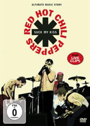 Rent Red Hot Chili Peppers: Suck My Kiss Online DVD Rental