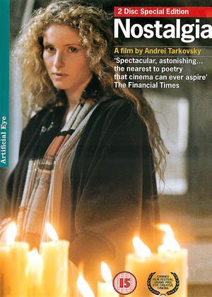 Rent Nostalgia (aka Nostalghia / Tempo di Viaggio) Online DVD Rental