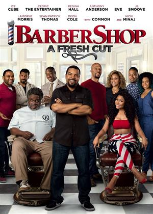 Rent Barbershop: The Next Cut (aka Barbershop: A Fresh Cut) Online DVD Rental