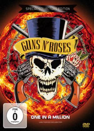Rent Guns 'N' Roses: One in a Million Online DVD Rental