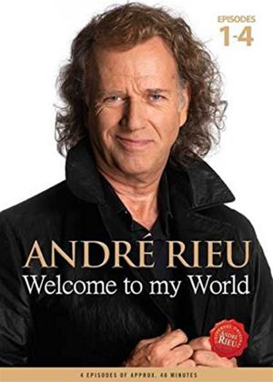 Rent André Rieu: Welcome to My World: Part 1 Online DVD Rental