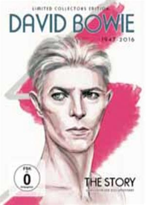 David Bowie: The Story Online DVD Rental