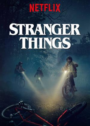 Rent Stranger Things: Series 2 Online DVD Rental