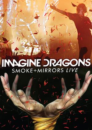 Imagine Dragons: Smoke and Mirrors Live Online DVD Rental