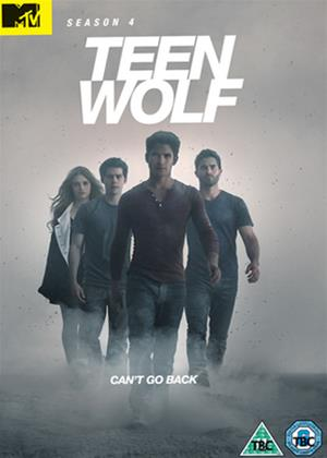 Teen Wolf: Series 4 Online DVD Rental