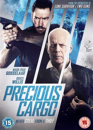Precious Cargo Online DVD Rental