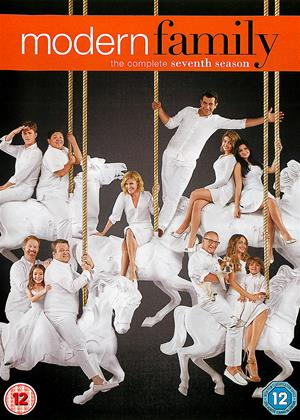 Modern Family: Series 7 Online DVD Rental