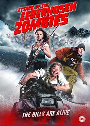 Attack of the Lederhosenzombies Online DVD Rental