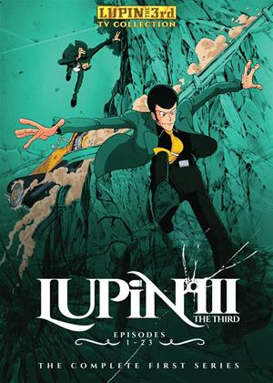 Lupin III: Part 1 Online DVD Rental
