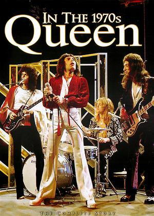 Rent Queen: In the 1970s (aka Queen: In the 1970s: The Complete Story) Online DVD Rental