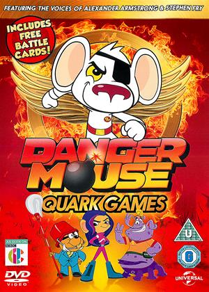 Danger Mouse: Quark Games Online DVD Rental