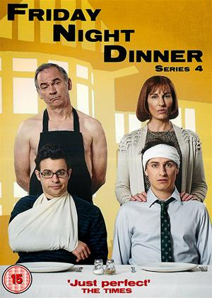 Friday Night Dinner: Series 4 Online DVD Rental