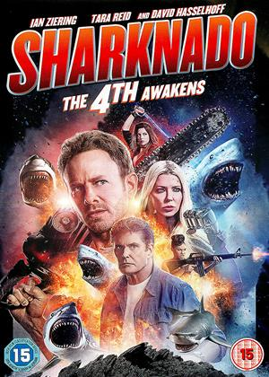 Sharknado: The 4th Awakens Online DVD Rental