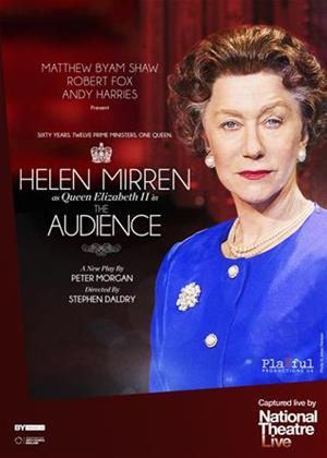 National Theatre: The Audience Online DVD Rental