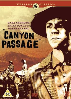 Canyon Passage Online DVD Rental