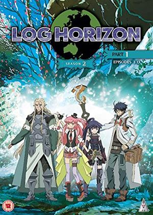Log Horizon: Series 2: Part 1 Online DVD Rental