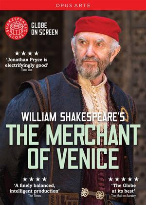 Rent The Merchant of Venice: Shakespeare's Globe Online DVD Rental