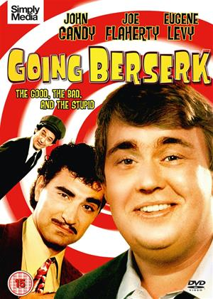 Going Berserk Online DVD Rental