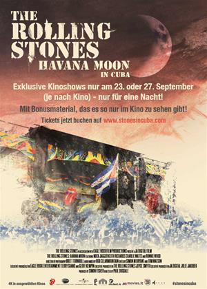 The Rolling Stones: Havana Moon Online DVD Rental
