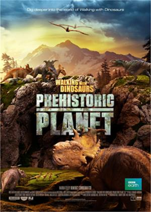 Rent Walking with Dinosaurs: Prehistoric Planet Online DVD Rental