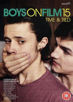Boys on Film 15: Time and Tied Online DVD Rental