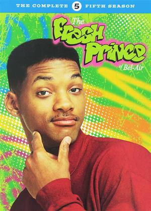 The Fresh Prince of Bel-Air: Series 5 Online DVD Rental