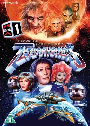 Rent Terrahawks: Vol.1 Online DVD Rental