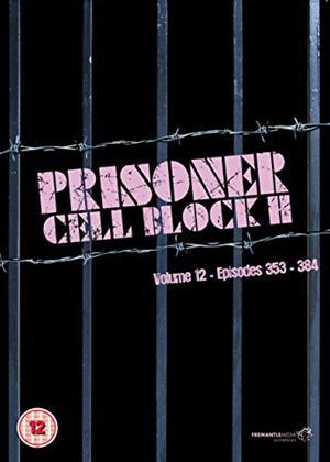 Rent Prisoner Cell Block H: Vol.12 Online DVD Rental