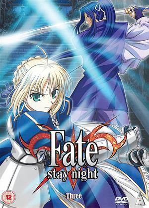 Fate Stay Night: Vol.3 Online DVD Rental