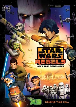 Rent Star Wars Rebels: Series 3 Online DVD Rental