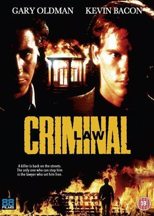 Criminal Law Online DVD Rental