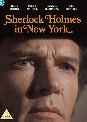 Sherlock Holmes in New York Online DVD Rental