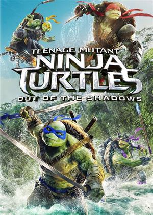 Teenage Mutant Ninja Turtles: Out of the Shadows Online DVD Rental