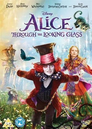 Alice Through the Looking Glass Online DVD Rental