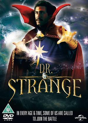 Dr. Strange Online DVD Rental