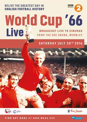World Cup '66: Minute by Minute Online DVD Rental