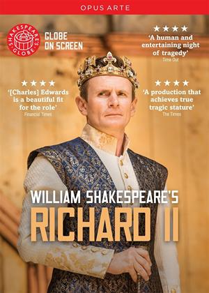 Rent Richard II: Shakespeare's Globe Online DVD Rental