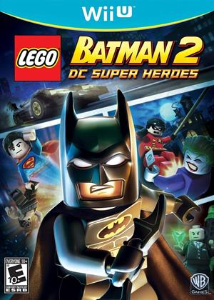 Lego DC Super Heroes: Batman 2 Online DVD Rental