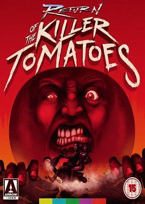 Return of the Killer Tomatoes! Online DVD Rental