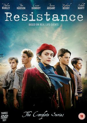Resistance: The Complete Series Online DVD Rental