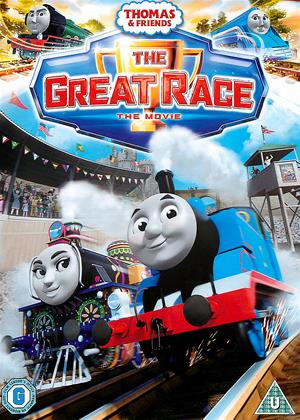 Rent Thomas the Tank Engine and Friends: The Great Race (aka Thomas and Friends: The Great Race) Online DVD Rental