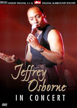 Jeffrey Osborne: In Concert Online DVD Rental
