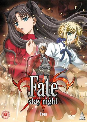 Rent Fate Stay Night: Vol.4 (aka Fate/stay night: The Hero of Heroes!) Online DVD Rental
